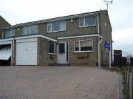 semi detached house in 28 Oakdale Drive...