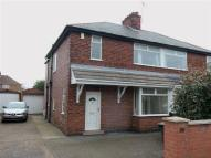 semi detached home in Hall Drive, Chilwell...