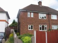 semi detached house in Inham Circus, Chilwell...