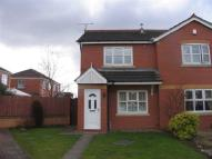 2 bed semi detached property in Leafe Close, Chilwell...