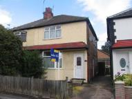 semi detached house to rent in Marton Road, Chilwell...