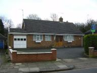 Detached Bungalow in 68 Valmont Road...