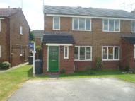 Ayton Gardens semi detached house to rent
