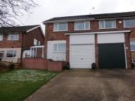 semi detached home in Belmont Close, Chilwell...