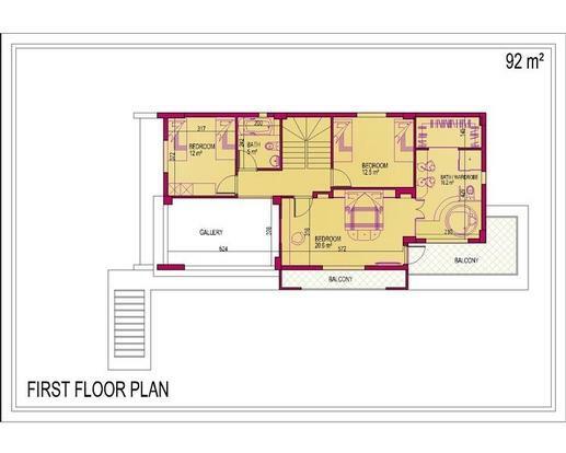 Floor Plan First