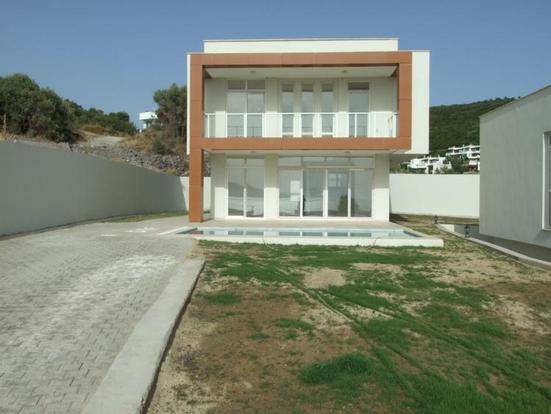 Rose Detached Villas in Gulluk, Bodrum for Sale