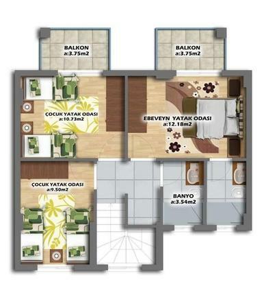 Gound Floor Villa