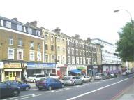 Flat in New Cross Road