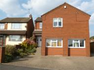 Detached home in Bedworth Close...