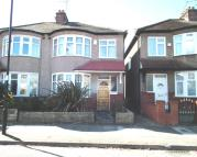 semi detached home for sale in Lincoln Crescent...