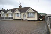Semi-Detached Bungalow in Dalys Road, Rochford...