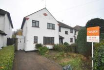 3 bedroom semi detached home to rent in Shoebury Road...