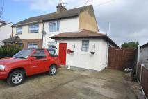 semi detached property for sale in Cagefield Road...