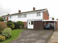 Eric Lock Road semi detached house for sale
