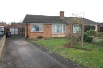 2 bedroom Semi-Detached Bungalow in High View, Bedford, MK41