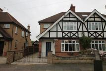 semi detached house in TALBOT ROAD, Bedford...