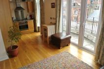 Flat to rent in Great James Street...