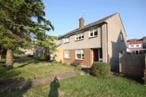 3 bed semi detached home in Wood Lane, Bishopbriggs...
