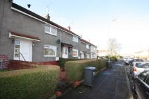 Terraced home in Lismore Drive, Paisley...
