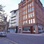 2 bed Flat to rent in Ingram Street, Glasgow