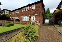 semi detached home to rent in Bury Old Road, Salford