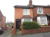 semi detached home in The Crescent, Manchester
