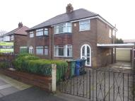 3 bed semi detached home to rent in Oak Lane, Manchester