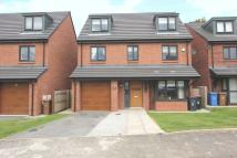 Detached home in Greene Way, Salford