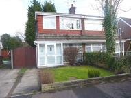 semi detached home in Nuttall Avenue...