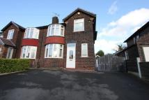 4 bed semi detached home to rent in Old Hall Road, Manchester