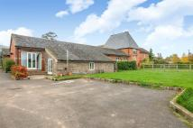 1 Shetton Barns Terraced house for sale