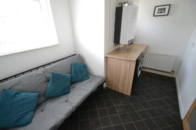 Dining/Utility Room