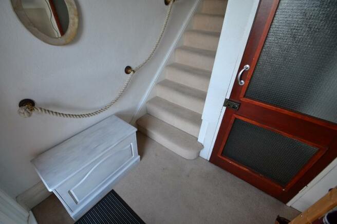 First Floor Entrance Porch