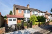 3 bed home for sale in Gordon Avenue...