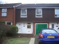 Terraced house to rent in Woodridge Way, Northwood...