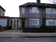 2 bedroom semi detached property in Linden Avenue, Ruislip...