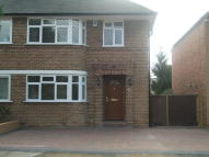 3 bedroom semi detached house in Cambridge Drive, Ruislip...
