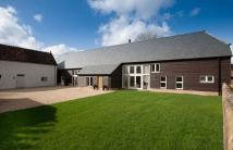 6 bed Barn Conversion for sale in The Wallops, Hampshire