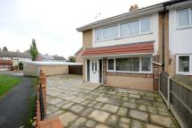 Wroxham Way semi detached house to rent