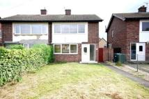 2 bed semi detached house in Athelstane Crescent...