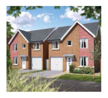4 bedroom new home for sale in Stanground Peterborough...