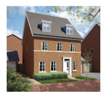 new house for sale in Stanground, Peterborough...