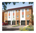 new development in Stanground Peterborough...