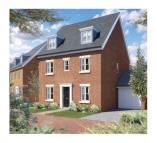 5 bed new house for sale in Stanground, Peterborough...