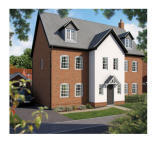6 bed new home in High Street Cleobury...