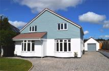 4 bed Detached house in 188 Hulham Road, EXMOUTH...