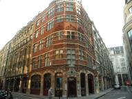 1 bed Flat to rent in Creechurch Lane...
