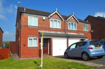 Deavall Way semi detached property for sale