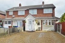 3 bedroom semi detached property for sale in Stafford Street...