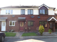 Terraced home in VAN GOGH CLOSE, Cannock...